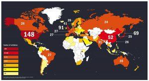 رتبه بندی دانشگاه های جهان