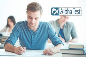 آزمون alpha test