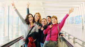 مهاجرت زنان