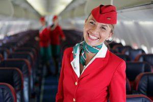 تحصیل در رشته مهمانداری هواپیما