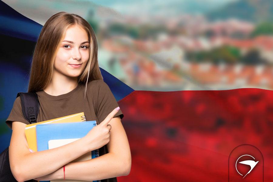 تحصیل رایگان در چک